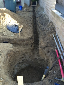 DRYWELL TRENCH