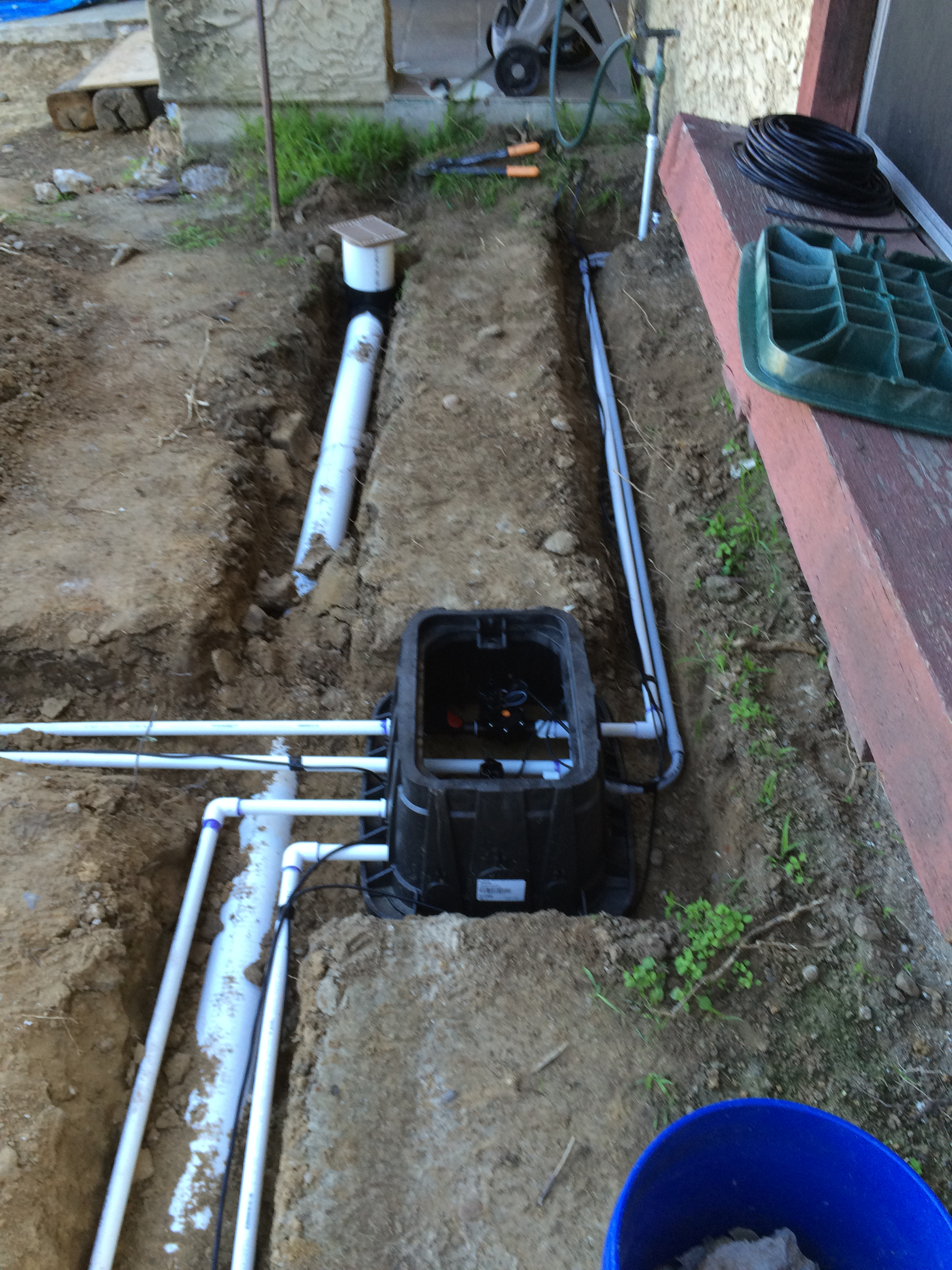 Drip Irrigation Frank S Home Remodeling Project