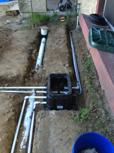 FRONT IRRIGATION BOX
