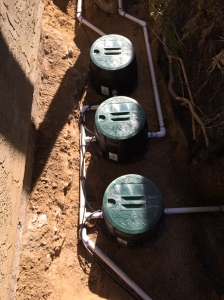 BACK IRRIGATION CONTROL BOXES