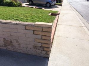 FIXED HOA WALL