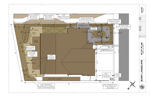 LANDSCAPE PLOT PLAN